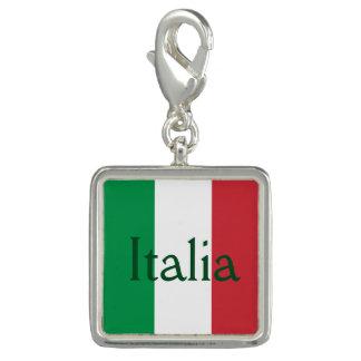 Vlag van Italië Charms
