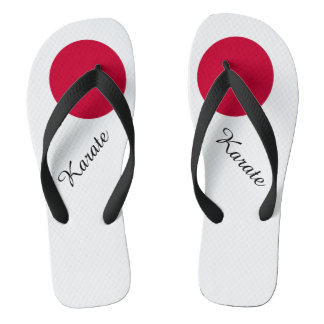Vlag van Japan of Hinomaru Teenslippers
