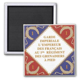 vlag van KeizerWacht Magneet