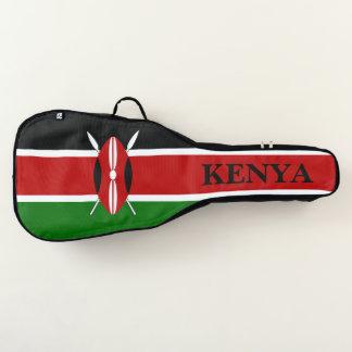 Vlag van Kenia Gitaartassen
