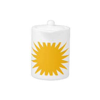 Vlag van Koerdistan; Koerd; Koerdisch