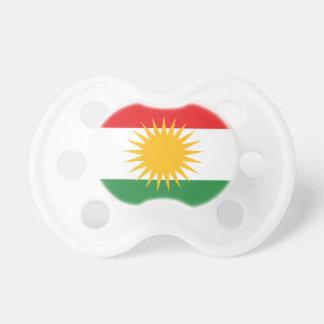 Vlag van Koerdistan; Koerd; Koerdisch Fopspenen