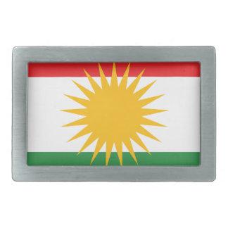 Vlag van Koerdistan; Koerd; Koerdisch Gespen