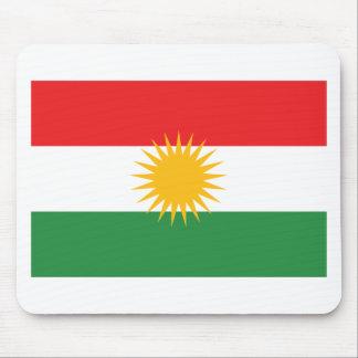 Vlag van Koerdistan; Koerd; Koerdisch Muismat