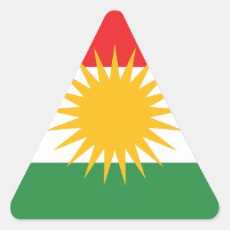 Vlag van Koerdistan; Koerd; Koerdisch Stickers