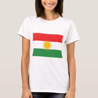 Vlag van Koerdistan; Koerd; Koerdisch T Shirt