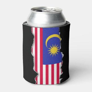 Vlag van Maleisië Blikjeskoeler