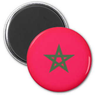 Vlag van Marokko Magneet