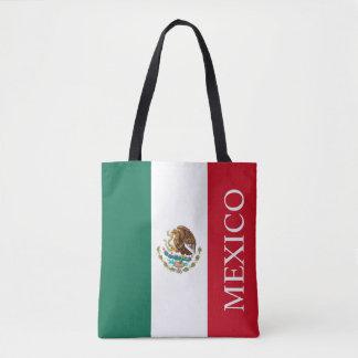 Vlag van Mexico Draagtas