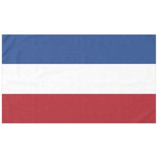 Vlag van Nederland Tafelkleed