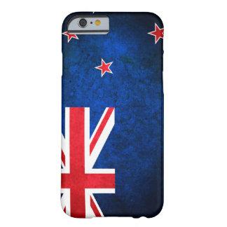 Vlag van Nieuw Zeeland Barely There iPhone 6 Hoesje