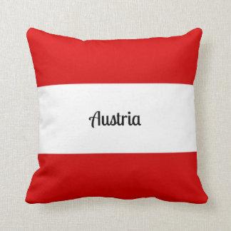 Vlag van Oostenrijk Sierkussen