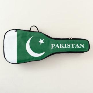 Vlag van Pakistan Gitaartassen