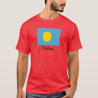 Vlag van Palau T Shirt