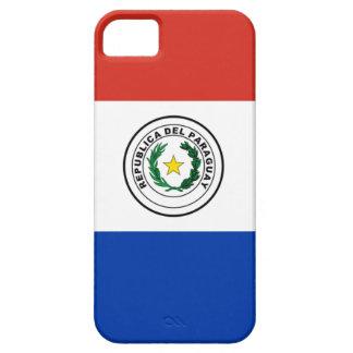 Vlag van Paraguay - Bandera DE Paraguay Barely There iPhone 5 Hoesje