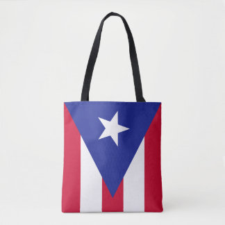 Vlag van Puerto Rico Draagtas