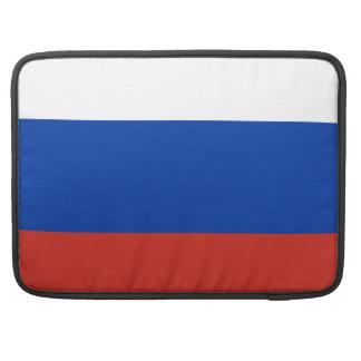 Vlag van Rusland - ФлагРоссии - Триколор Trikolor Sleeves Voor MacBook Pro