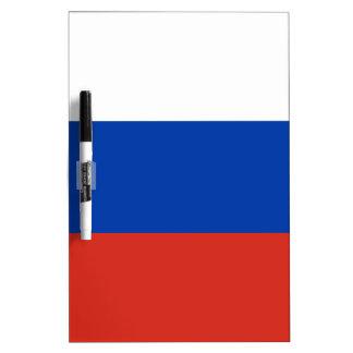 Vlag van Rusland - ФлагРоссии - Триколор Trikolor Whiteboard