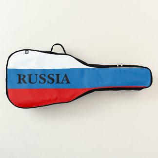 Vlag van Rusland Gitaartassen