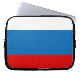 Vlag van Rusland Laptop Sleeve