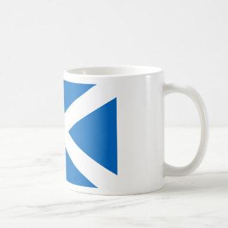 Vlag van Schotland - Schotse Vlag Koffiemok