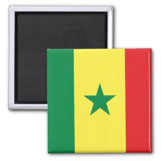 Vlag van Senegal Magneet