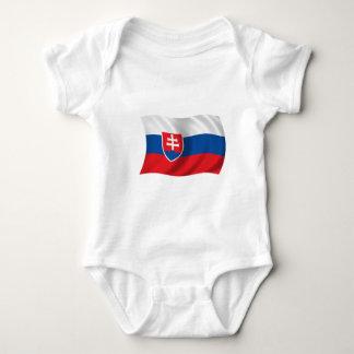 Vlag van Slowakije Romper