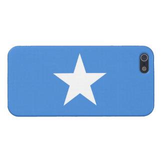 Vlag van Somalië: iPhone 5 Case