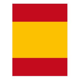 Vlag van Spanje, Bandera DE España, Bandera Briefkaart