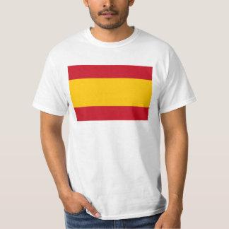 Vlag van Spanje, Bandera DE España, Bandera T Shirt