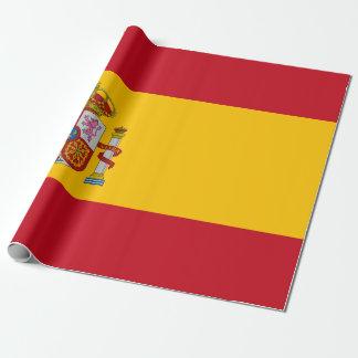 Vlag van Spanje - Bandera DE Espana Inpakpapier