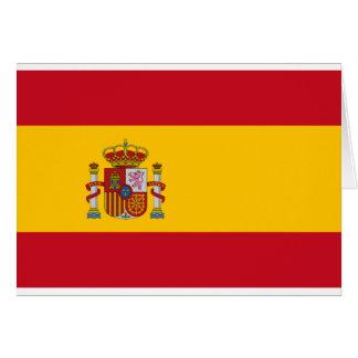 Vlag van Spanje - Bandera DE España - Spaanse Vlag Kaart