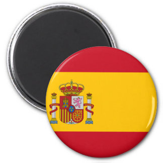 Vlag van Spanje - Bandera DE España - Spaanse Vlag Magneet