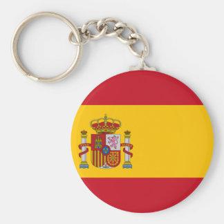 Vlag van Spanje - Bandera DE España - Spaanse Vlag Sleutelhanger