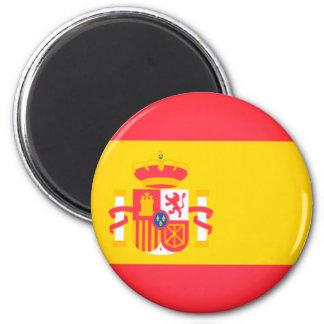 Vlag van Spanje Magneet