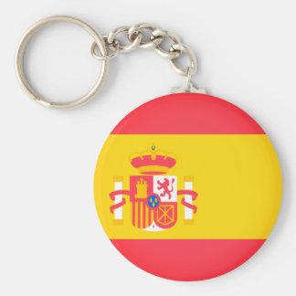 Vlag van Spanje Sleutelhanger