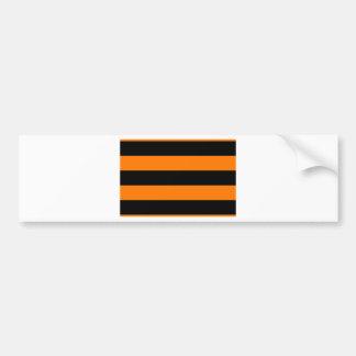 Vlag van St George Ribbon - Георгиевскаялента Bumpersticker