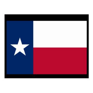 Vlag van Texas Briefkaart