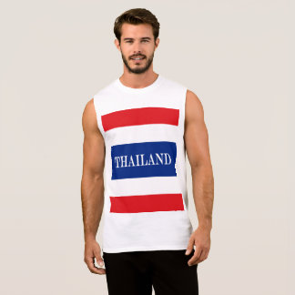 Vlag van Thailand T Shirt