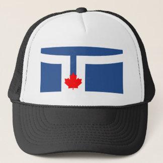 Vlag van Toronto Trucker Pet
