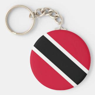 Vlag-van-Trinidad-en-Tobago Sleutelhanger