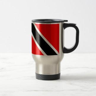 Vlag van Trinidad Reisbeker