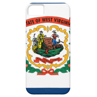 Vlag van West-Virginia Barely There iPhone 5 Hoesje