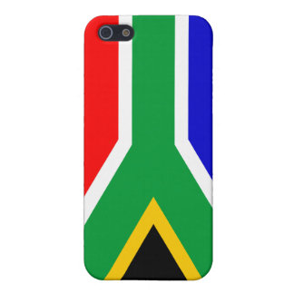 Vlag van Zuid-Afrika iPhone 5 Cases