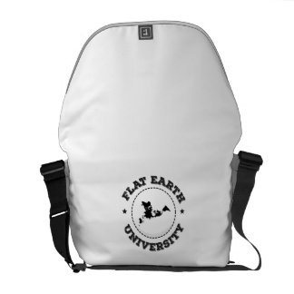 Vlakke Aarde -- De Zak van de boodschapper Courier Bag