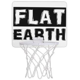 VLAKKE het mini-basketbalhoepel van de AARDE Mini Basketbalring