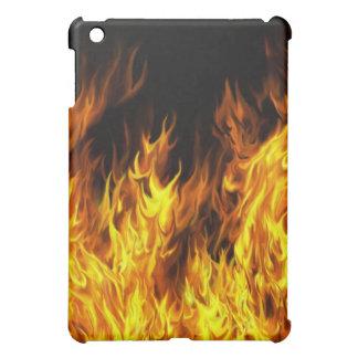 Vlammen iPad Mini Hoesjes