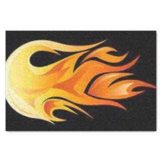 Vlammen Tissuepapier