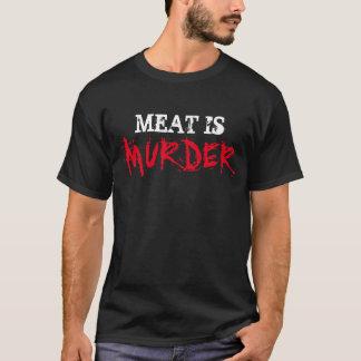VLEES van het Overhemd van de veganist IS het T Shirt