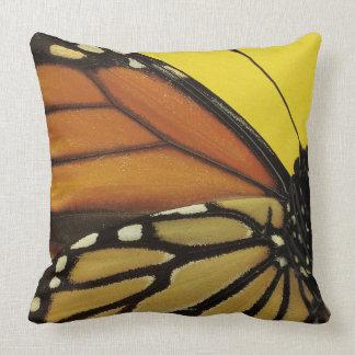 Vleugel van een vlinder kussen